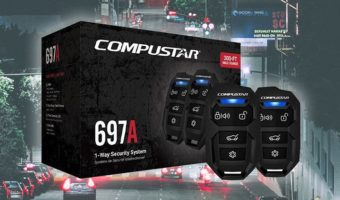 Product Spotlight Compustar CS697-A Vehicle Security System